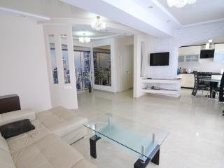 Elite 2 bedroom+living room  in the center Ismail, Chisináu