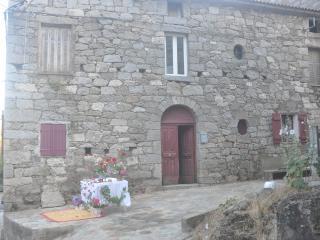 maison de village a 900 mètres d'altitude corse, Conca