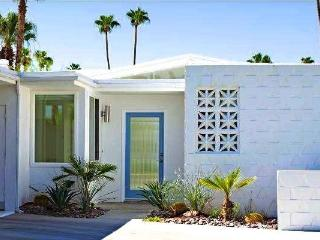 The White House - Mid Century Palmer Krisel, Palm Springs
