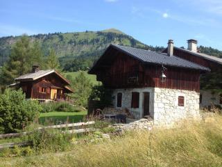 La petite maison pour 6-8 p., Samoëns