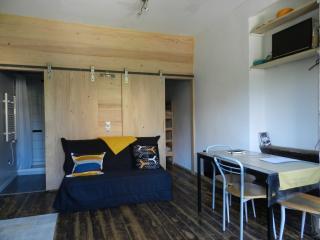 Studio en Savoie, Frontenex