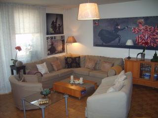 bel appartement dans une residence gardee