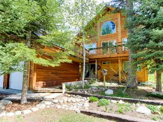 Cabin w/incredible outdoor living space & shared hot tub!, McCall