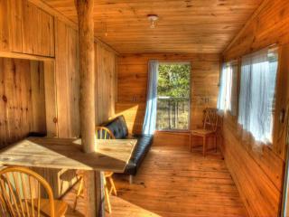 Rustic Cabin, Field