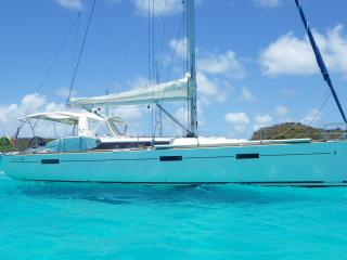 Private Yacht in St Vincent and the Grenadines, Mayreau