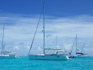 Kalimba in Tobago Cays