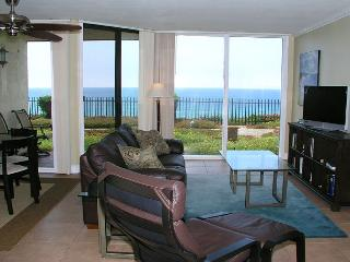 Oceanfront Condo Couples Retreat Ground Floor 1 BR (DMST11)