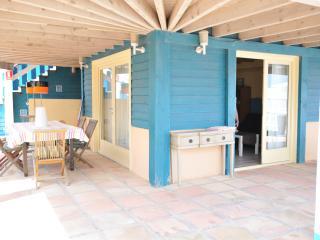 Casa de madera 2 habitaciones (Amadeus), Oliva