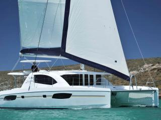 Sailing Catamaran Leopard 48 (2013)