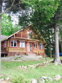 Rustic Log Cottage