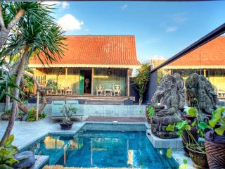 Yudistira 3BR Luxury Villa Private Pool-Canggu, Kerobokan