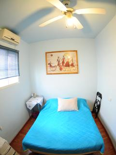 Rinat's Small Room's Sleeping Area  overview