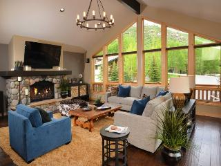 Enjoy this luxurious vacation home conveniently located in Vail in a quiet cul-d
