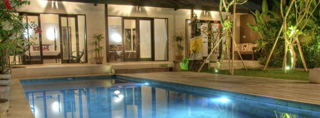 Ace 3BR Luxury Modern Villa Private Pool-Canggu, Kerobokan