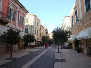 Diano Marina appartamento vacanze centro storico