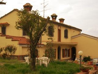 Villetta indipendente di campagna in Umbria, Ficulle