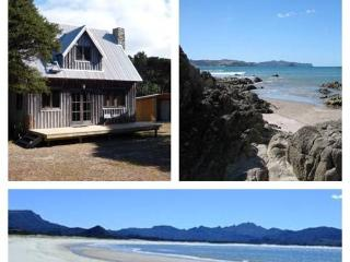Great barrier island New Zealand The beach House
