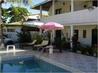 Ferienwohnung Salvador mit großem Garten 26 m2