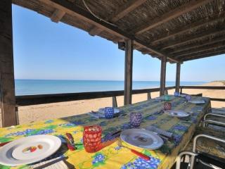 Villa sulla spiaggia, San Vincenzo