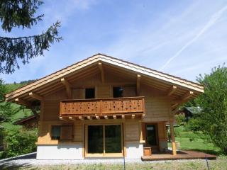 Chalet confortable à Samoëns village 8 personnes