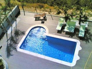 VILA PRIVILEGE. luxe en  Segur de Calafell 14 pers