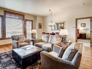 Platinum Rated Ski In/Ski Out 2BR Beaver Creek Landing Condo in Beaver Creek, Sleeps 6!
