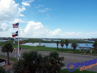 Remodeled 1 bedroom condo w/a Great View & close to the Beach!, Corpus Christi