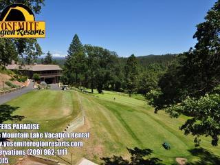 Golf Course Condo, Golf View, Slp10, NrYosemite, Groveland