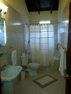 2nd Floor_ Shared  Bathroom _ OCEAN VIEW APT.