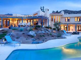 La Casa Azzurra, Palm Desert