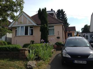 Family house in suburbs of London, Watford