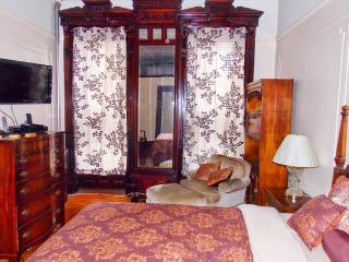 BROOKLYN BROWNSTONE DUPLEX PERFECT STAY WITH YARD, Brooklyn