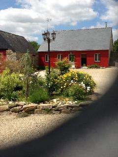 façade du cottage