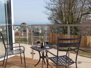 Bay View Apartment located in Duporth, Cornwall
