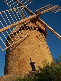 windmill of saint chinian