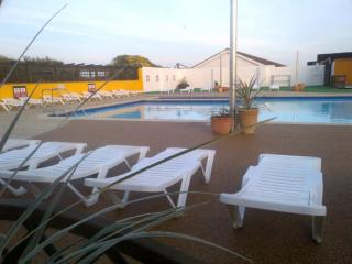Medmerry Park Outdoor Heated Pool open March- Sep
