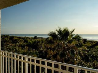 Unit assigned at check-in. Example of 3rd floor view. The 2nd floor view is limited by the sand dune
