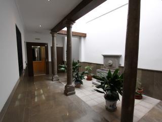 El patio, Granada