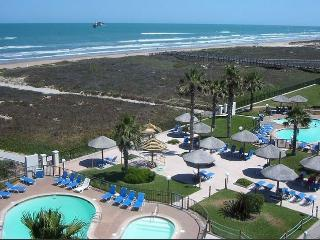 Oceanfront Condo, Gorgeous Gulf View - Saida #501, South Padre Island