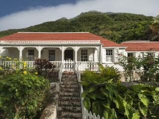 Hidden Garden Cottage, Windwardside