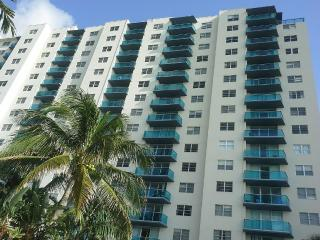Beachfront Furnished Condo North of Miami