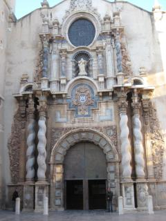 Vinaros church