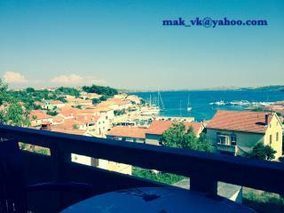 Sea view apartment, Sali