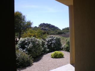 vista giardino laterale