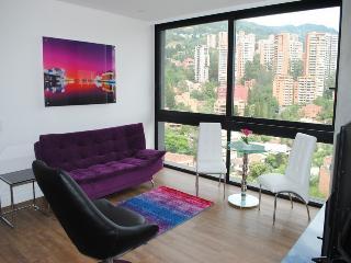 BEAUTIFUL LOFT STYLE 1 BEDROOM APARTMENT IN PALMAS, Medellin
