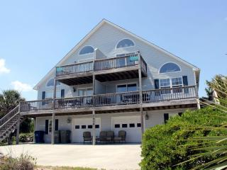 Hopkins Haven-West- SUN 3 BR, Emerald Isle