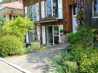 Vacation Apartment in Haslach im Kinzigtal - 484 sqft, 1 living room / bedroom, max. 4 People (# 7526)