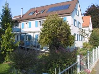 Vacation Apartment in Rheinfelden - 323 sqft, 1 living room / bedroom, max. 2 pers. (# 7714)