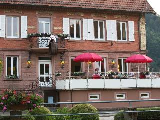 Vacation Apartment in Haslach im Kinzigtal - 398 sqft, 1 bedroom, max. 4 Pers. (# 8338)