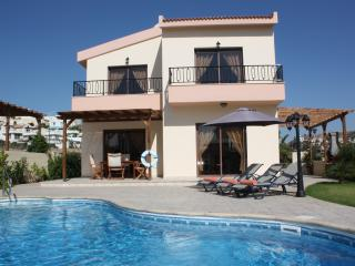 Villa Athina. 2 bedroom luxury villa with private